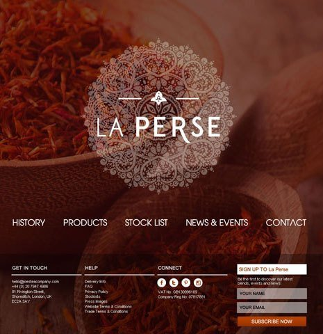 Laperse Royal Tea