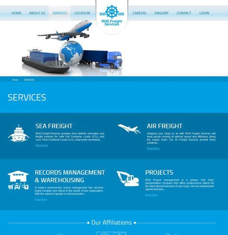 RHS Freight Services