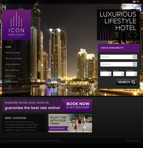 ICONS Apartments