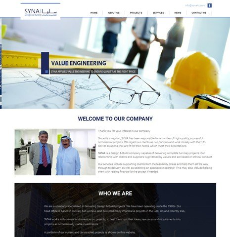 Syna Kuwait Engineering Consultant