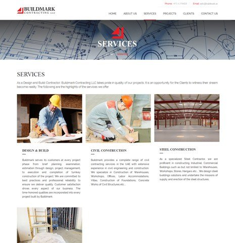 Build Mark Engineering Consultant