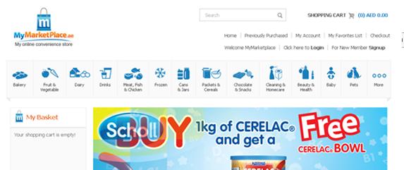 Ecommerce Website Dubai