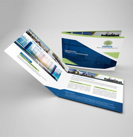 FCG Sales Kit & Brochure Design