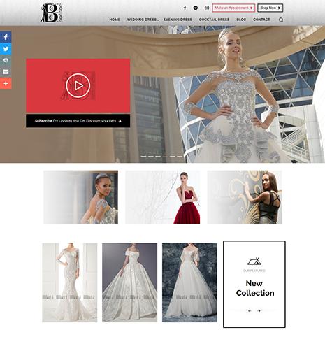 Bridal Dresses