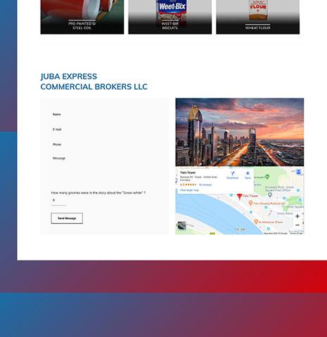 Juba Express Commercial Brokers LLC