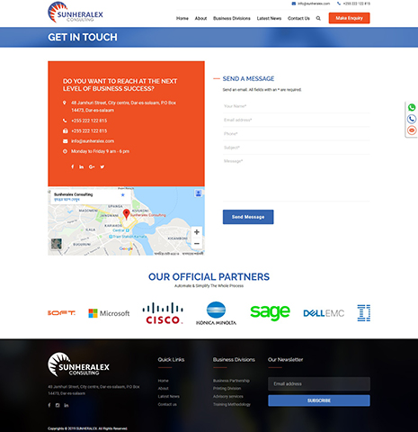 Sunheralex Consulting