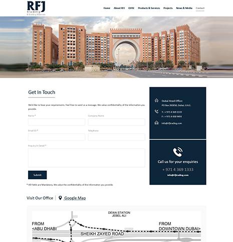 RFJ Trading & Building Materials