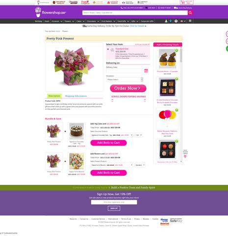 The Flower Shop Dubai