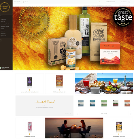 AwardDeli – Organic Products