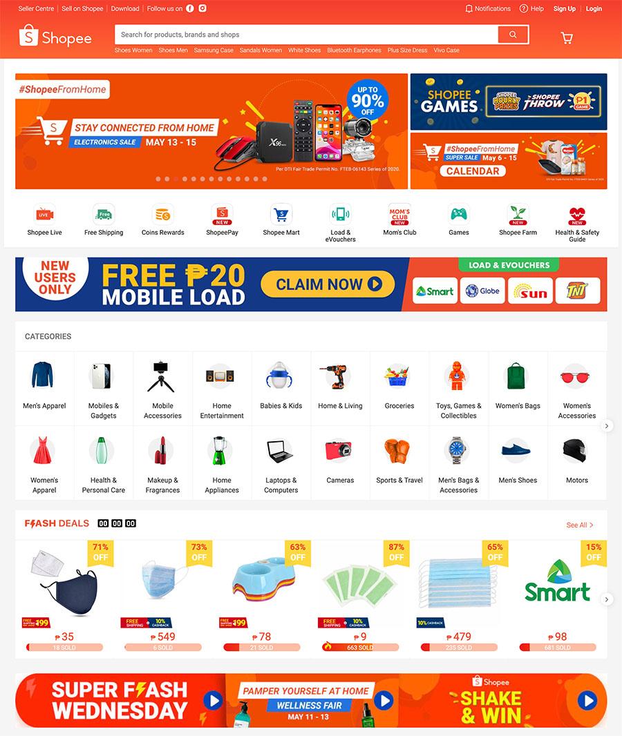 Shopee – B2B & B2C Online Shopping