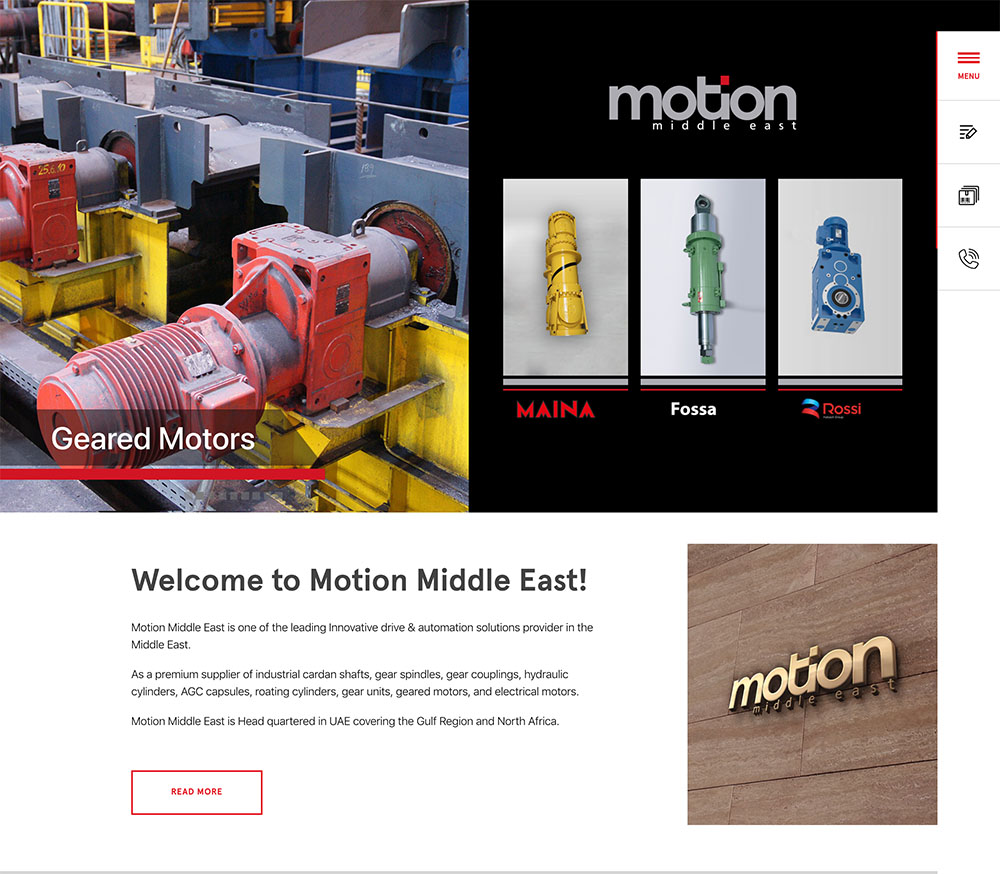 Motion Middle East