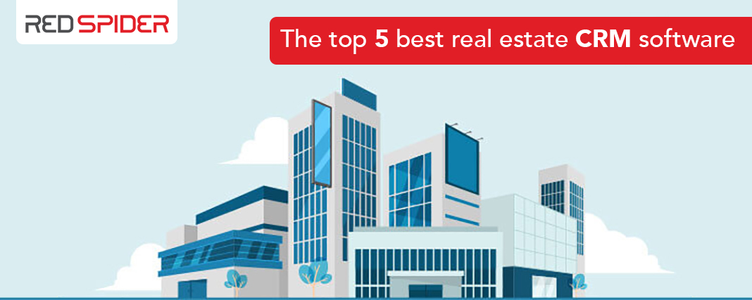The top 5 best real estate CRM software
