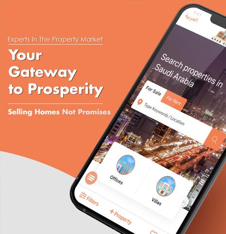 ArabAvenue Property Portal